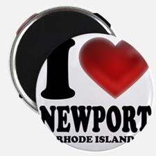 I Heart Newport Magnet