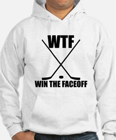 WTF Win The Faceoff Jumper Hoody