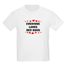 Loves: Bed Bugs T-Shirt