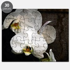White Orchid 11x11 Puzzle