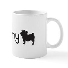 Love My Yorkie Coffee Mug