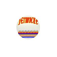 SEMINOLE TRIBE Mini Button