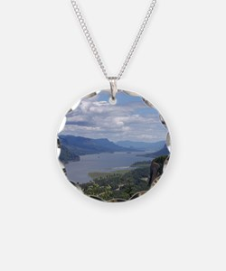 Columbia River gorge Necklace