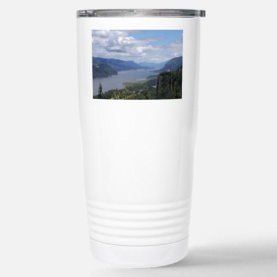 Columbia River gorge Stainless Steel Travel Mug