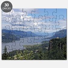 Columbia River gorge Puzzle