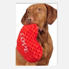Love puppy Postcards (Package of 8)