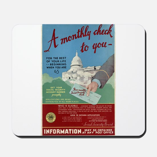 A Monthly Check To You For The Rest Of Your Life -