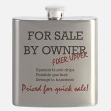 For Sale By Owner Flask