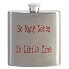 So Many Notes Flask