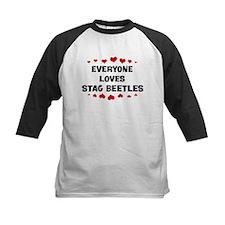 Loves: Stag Beetles Tee