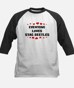 Loves: Stag Beetles Tee