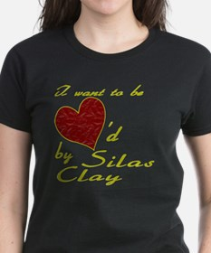 I Want To Be Loved By Silas C Tee