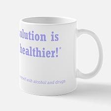 Resolution Mug