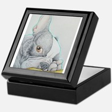 Boston Terrier Keepsake Box