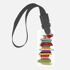 The Many Books of Life Luggage Tag