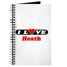 I Love Heath Journal