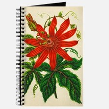 Passion flower Journal