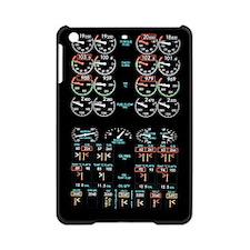Aeroplane control panel display iPad Mini Case