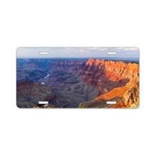 Grand Canyon National Park, Aluminum License Plate