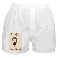 Brody 4 Pres Boxer Shorts