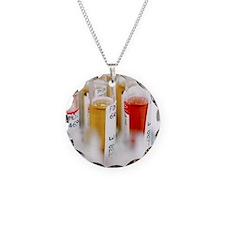Blood samples Necklace