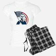 Obama Forward Flag Pajamas