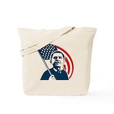Obama Forward Flag Tote Bag