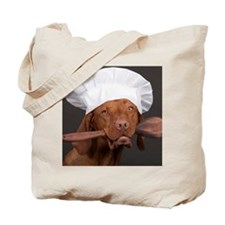 vizsla chef Tote Bag