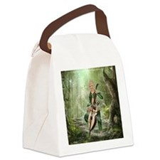 tef_kids_all_over_828_H_F Canvas Lunch Bag