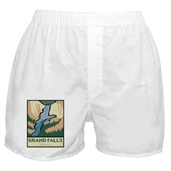 Wyoming Grand Falls Boxer Shorts