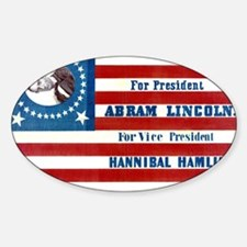 ART Lincoln 1860 Decal