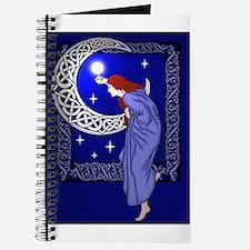 Celtic Moon Woman Journal