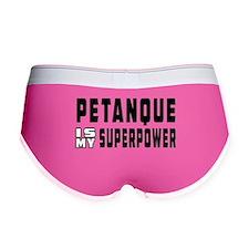 Pentaque Is My Superpower Women's Boy Brief