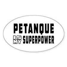 Pentaque Is My Superpower Decal