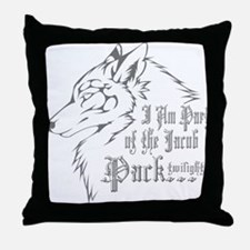 Jacob Pack Throw Pillow