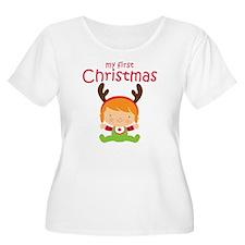 Reindeer Girl T-Shirt