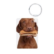 Hot dog dog Keychains