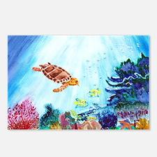 Coral Reef Postcards (Package of 8)
