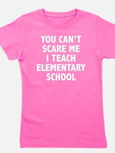 scareSchool1B Girl's Tee