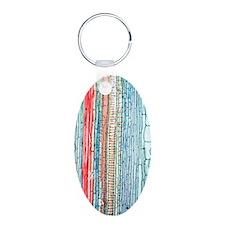 Castor oil stem, light micr Keychains