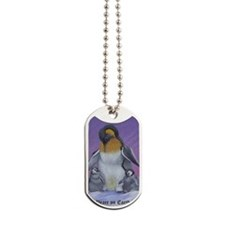 The Penguins Dog Tags