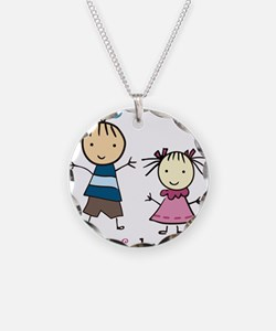 Siblings By Birth Necklace