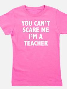scareTeacher1B Girl's Tee