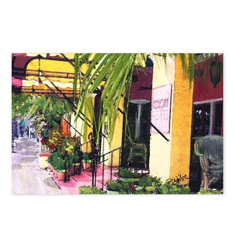Colony Hotel Postcards (Package of 8)