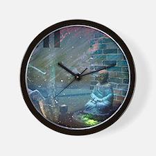 11:11 Buddha Wall Clock