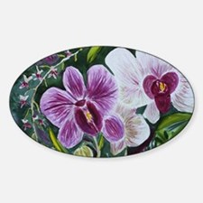 Pink Orchid Decal