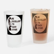 excellentbutton Drinking Glass