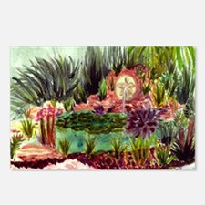 Garden at AOS Postcards (Package of 8)