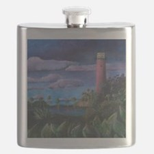 Jupiter Lighthouse Flask