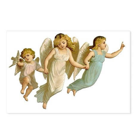 Angel Children Postcards (Package of 8)